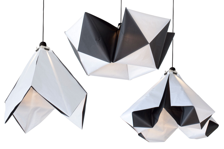 LED-Hängeleuchte CHAN01