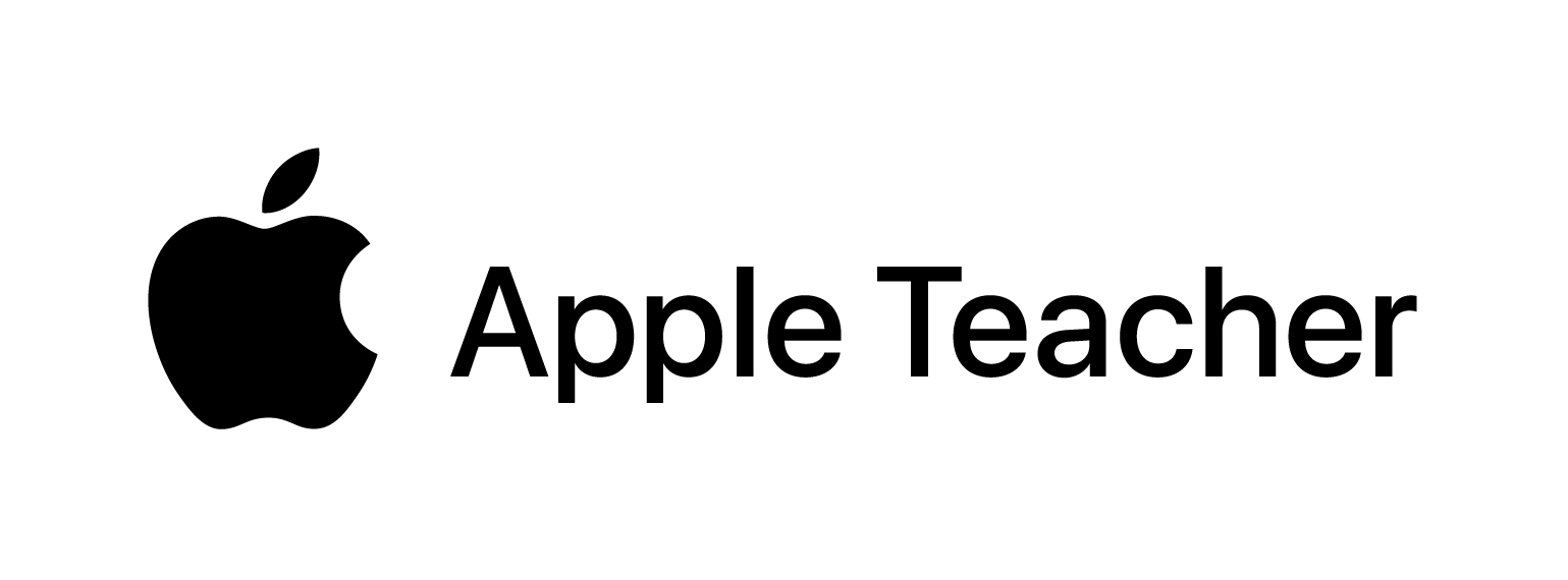 Logo - apple teacher